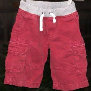 Hanna andersson little boys cargo shorts